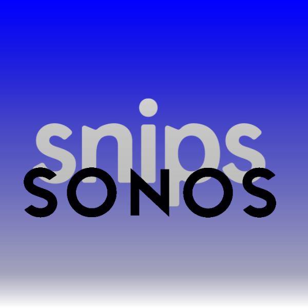 Sonos a racheté Snips